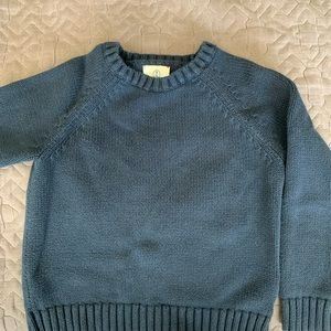 Lane ends Sweater